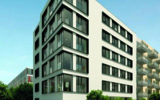 Отель Pandion Boardinghouse Германия, Мюнхен - отзывы, цены и фото номеров - забронировать отель Pandion Boardinghouse онлайн вид на фасад