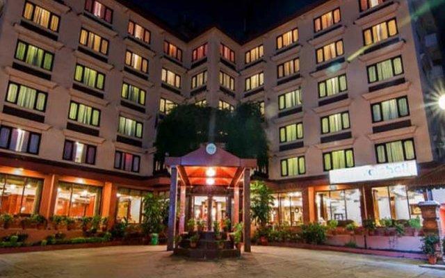 Отель Vaishali Hotel Непал, Катманду - отзывы, цены и фото номеров - забронировать отель Vaishali Hotel онлайн вид на фасад