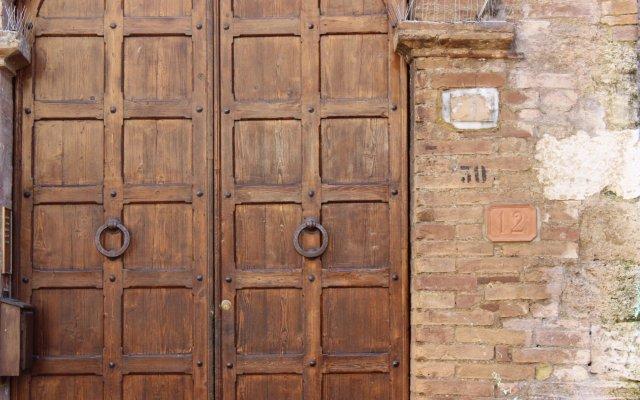 Отель B&B Ridolfi Италия, Сан-Джиминьяно - отзывы, цены и фото номеров - забронировать отель B&B Ridolfi онлайн вид на фасад