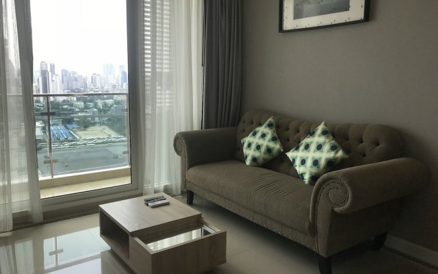 Отель TC Green комната для гостей