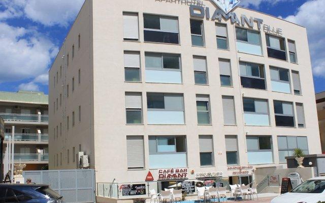 Отель Diamant Blue Ориуэла вид на фасад
