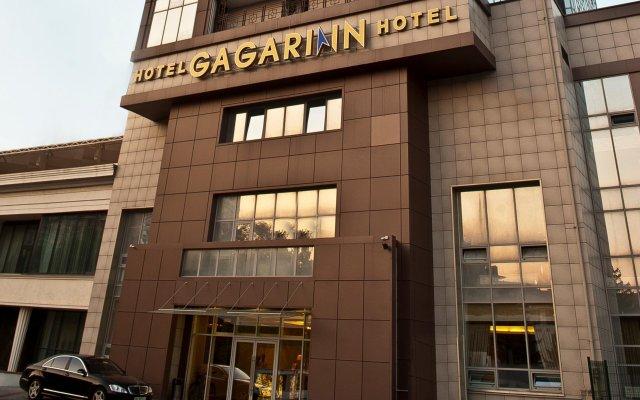 Гостиница Gagarinn вид на фасад