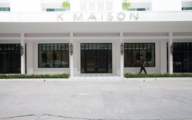 Отель K Maison Boutique Hotel Таиланд, Бангкок - отзывы, цены и фото номеров - забронировать отель K Maison Boutique Hotel онлайн вид на фасад