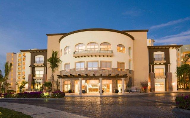 Отель Villa La Estancia Beach Resort & Spa вид на фасад