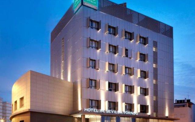 Отель Ac Hotel Sevilla Torneo A Marriott Lifestyle Hotel Испания, Севилья - отзывы, цены и фото номеров - забронировать отель Ac Hotel Sevilla Torneo A Marriott Lifestyle Hotel онлайн вид на фасад