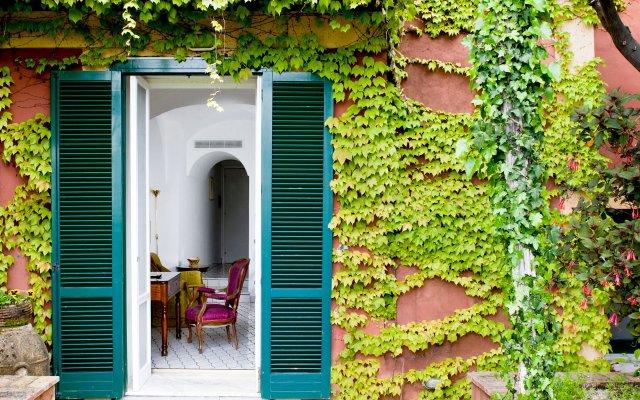 Отель Palumbo Италия, Равелло - отзывы, цены и фото номеров - забронировать отель Palumbo онлайн вид на фасад