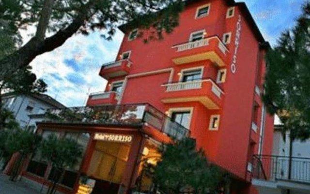 Hotel Sorriso вид на фасад