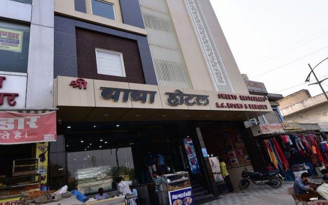 OYO 23085 Baba Hotel вид на фасад