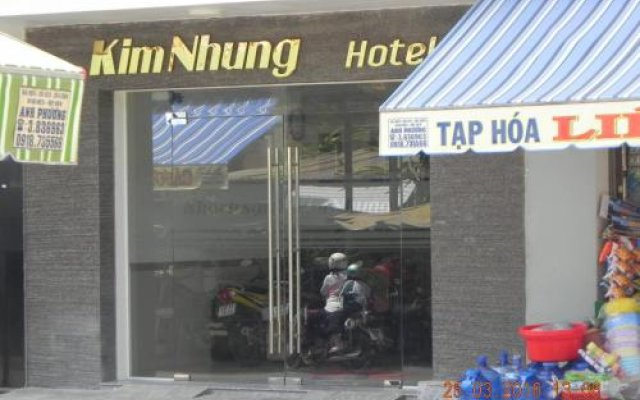 Kim Nhung Hotel Далат вид на фасад