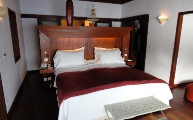 Отель Sofitel Bora Bora Marara Beach Resort Французская Полинезия, Бора-Бора - отзывы, цены и фото номеров - забронировать отель Sofitel Bora Bora Marara Beach Resort онлайн комната для гостей