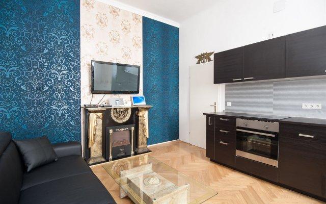 Отель Royal Resort Apartments Blattgasse Австрия, Вена - 1 отзыв об отеле, цены и фото номеров - забронировать отель Royal Resort Apartments Blattgasse онлайн комната для гостей