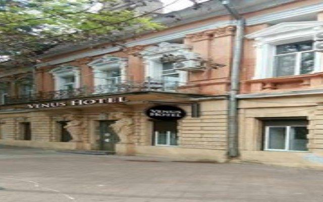 Venus Hotel Одесса вид на фасад