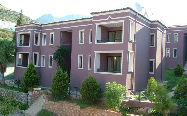 3t Apart Турция, Калкан - отзывы, цены и фото номеров - забронировать отель 3t Apart онлайн вид на фасад