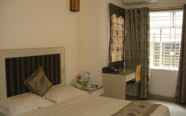Mai Villa Hotel 3 - Thai Ha Ханой комната для гостей