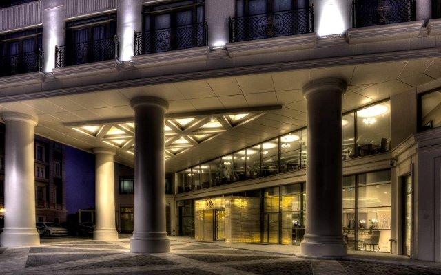 Отель Cvk Hotels & Resorts Park Bosphorus вид на фасад
