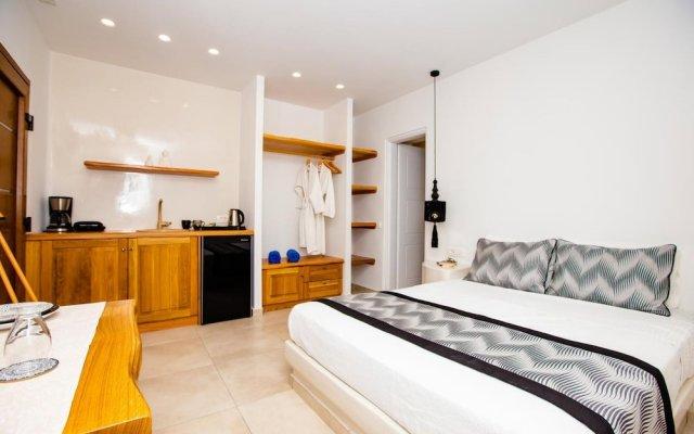 Отель perla nera suites Греция, Остров Санторини - отзывы, цены и фото номеров - забронировать отель perla nera suites онлайн комната для гостей