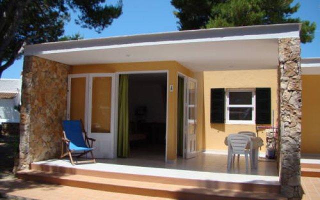 Отель Apartamentos Playa Calan Blanes Кала-эн-Бланес вид на фасад