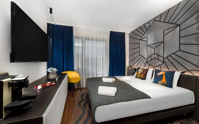 Hotel Clark Budapest комната для гостей