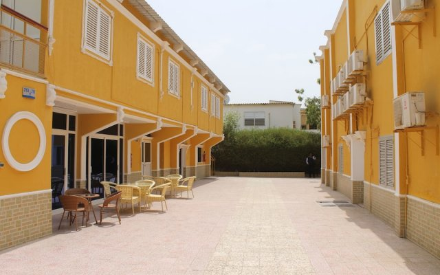 Auberge Le Héron in Djibouti, Djibouti from 101$, photos, reviews - zenhotels.com hotel front