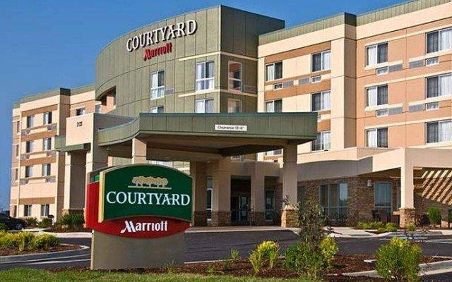 Отель Courtyard by Marriott Long Beach Airport США, Эль-Монте - отзывы, цены и фото номеров - забронировать отель Courtyard by Marriott Long Beach Airport онлайн вид на фасад
