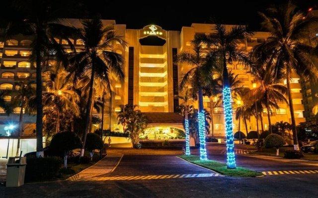 Отель Tesoro Ixtapa - Все включено вид на фасад