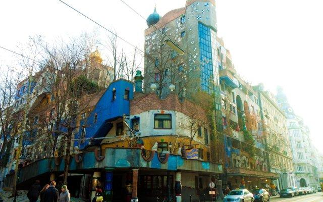 Vienna Hotspot - Hundertwasser Künstlerviertel