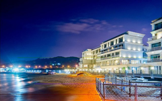 Paradise Xiamen Hotel вид на фасад