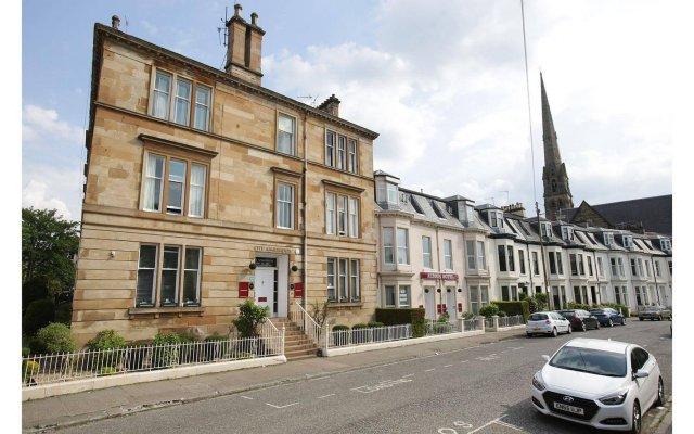 Отель City Apartments Glasgow Великобритания, Глазго - отзывы, цены и фото номеров - забронировать отель City Apartments Glasgow онлайн вид на фасад