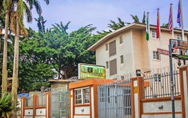 Отель Beni Gold Нигерия, Лагос - отзывы, цены и фото номеров - забронировать отель Beni Gold онлайн вид на фасад