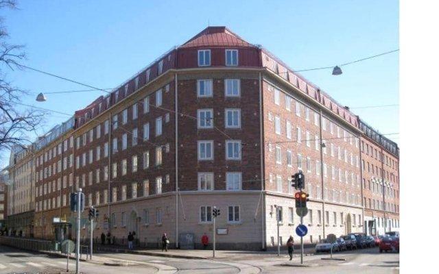 Отель 2ndhomes Kamppi Apartments 4 Финляндия, Хельсинки - отзывы, цены и фото номеров - забронировать отель 2ndhomes Kamppi Apartments 4 онлайн вид на фасад
