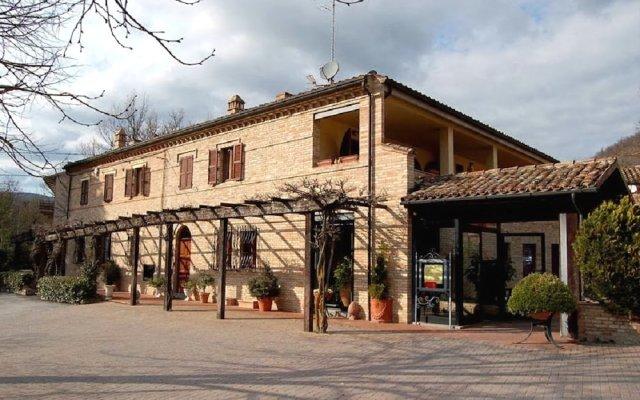 Отель La Marchigiana Италия, Сарнано - отзывы, цены и фото номеров - забронировать отель La Marchigiana онлайн вид на фасад