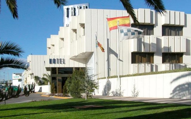 Port Azafata Valencia Hotel