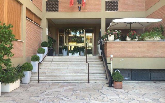 Отель Casa per Ferie Oasi San Giuseppe вид на фасад