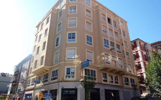 Отель Hospedaje Magallanes вид на фасад