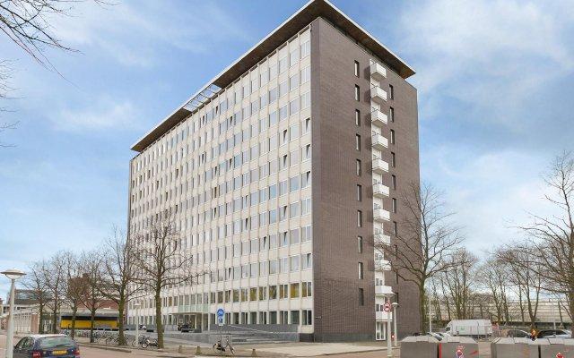 Отель Dutchies Hostel Нидерланды, Амстердам - отзывы, цены и фото номеров - забронировать отель Dutchies Hostel онлайн вид на фасад