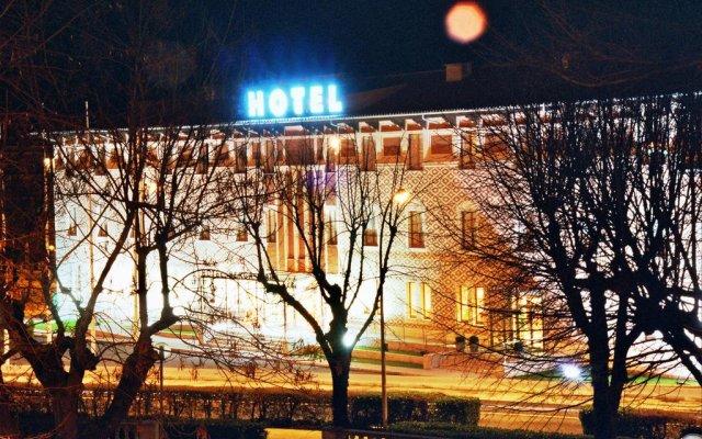 Hotel Berga Park вид на фасад