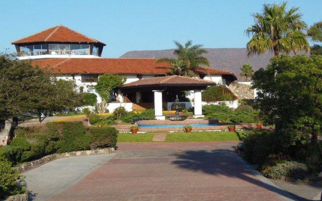 Отель Hacienda Bajamar вид на фасад