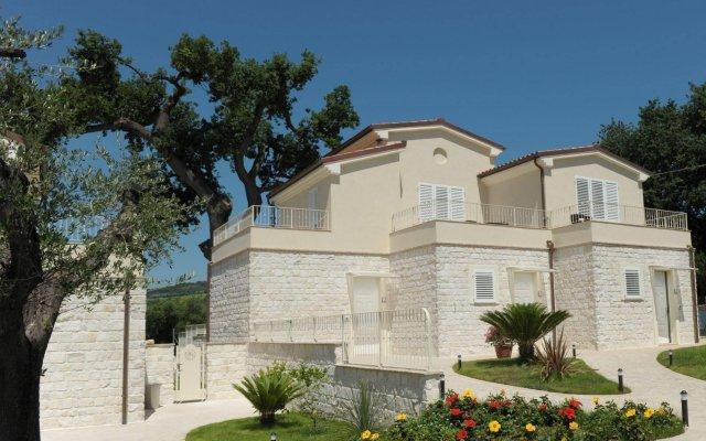 Hotel Giardino Suite&wellness Нумана вид на фасад