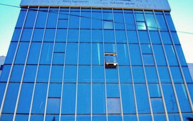 Отель Evana Suite Hotel Иордания, Амман - отзывы, цены и фото номеров - забронировать отель Evana Suite Hotel онлайн вид на фасад