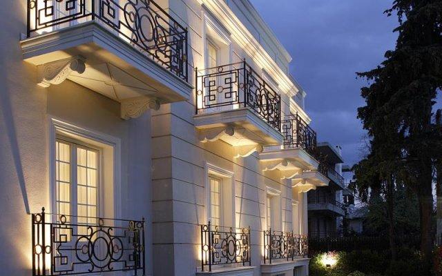 Отель Theoxenia House Hotel Греция, Кифисия - отзывы, цены и фото номеров - забронировать отель Theoxenia House Hotel онлайн вид на фасад