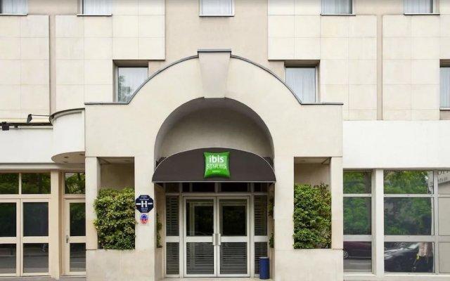 Отель ibis Styles Paris Massena Olympiades Франция, Париж - 2 отзыва об отеле, цены и фото номеров - забронировать отель ibis Styles Paris Massena Olympiades онлайн вид на фасад