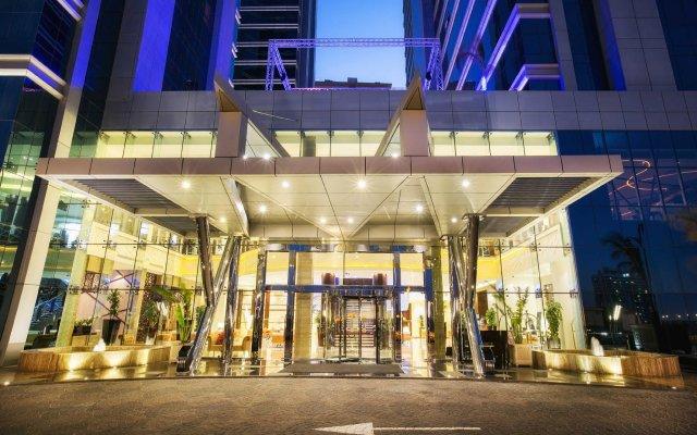 Ghaya Grand Hotel вид на фасад