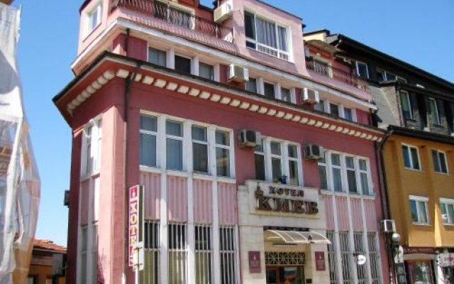 Отель Kiev Болгария, Велико Тырново - отзывы, цены и фото номеров - забронировать отель Kiev онлайн вид на фасад