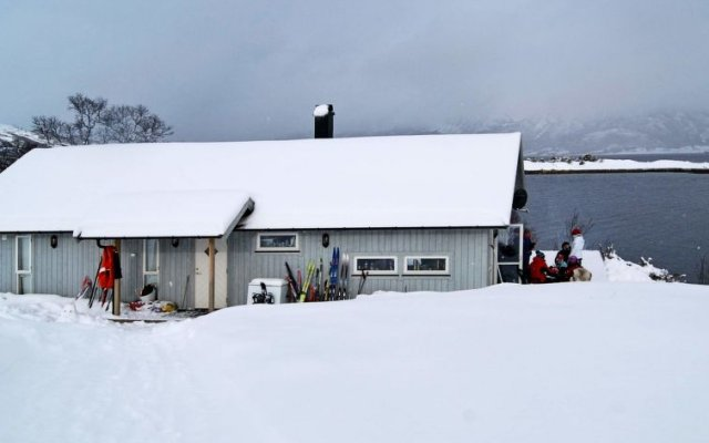 Отель Troms вид на фасад