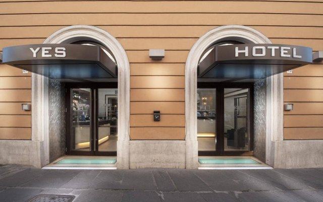 Yes Hotel вид на фасад