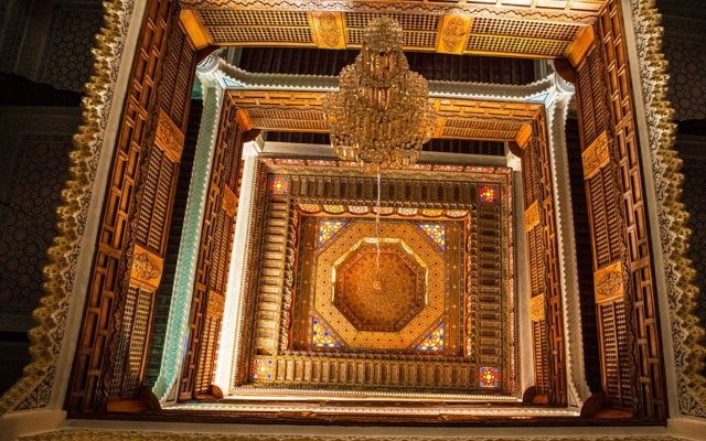 Отель Palais Al Firdaous Марокко, Фес - отзывы, цены и фото номеров - забронировать отель Palais Al Firdaous онлайн вид на фасад