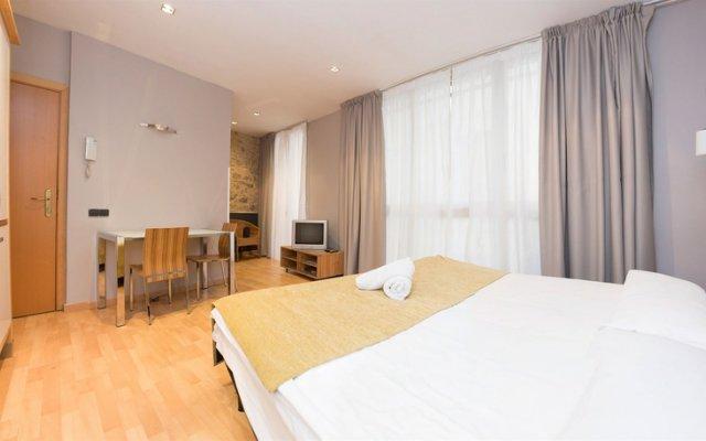 Апартаменты Apartments in Barcelona Tiradors Барселона комната для гостей