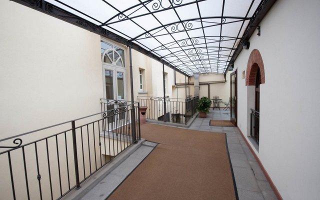 Отель Embassy Hotel Италия, Флоренция - отзывы, цены и фото номеров - забронировать отель Embassy Hotel онлайн вид на фасад