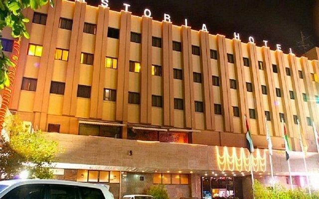 Отель Astoria Hotel ОАЭ, Дубай - отзывы, цены и фото номеров - забронировать отель Astoria Hotel онлайн вид на фасад