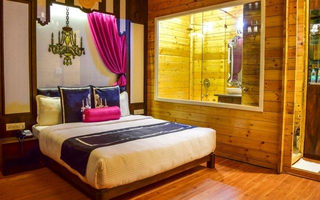 Отель Estrela Do Mar Beach Resort Гоа комната для гостей